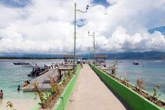 Gili Trawangan Stock Photo