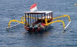 Gilieilanden, Lombok Indonesië stock foto's