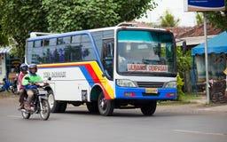 Gilimanuk bus Stock Photography