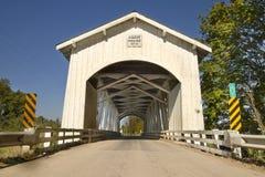 Gilkey Covered Bridge 2 Royalty Free Stock Photo
