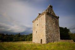 Gilknockie塔、邓弗里斯和盖洛韦,苏格兰 免版税库存照片