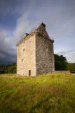 Gilknockie塔、邓弗里斯和盖洛韦,苏格兰 库存照片