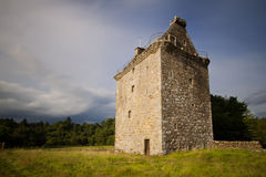 Gilknockie Tower, Dumfries and Galloway, Scotland Royalty Free Stock Photo