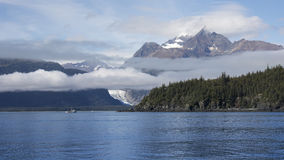 Gill Net Fishing nell'Alaska sudorientale Fotografia Stock Libera da Diritti