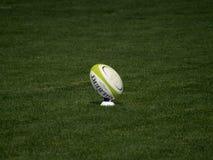 Gillbert-Rugbyball Lizenzfreie Stockfotos