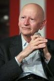 Gilles Jacob, Voorzitter van het Festival van Cannes Royalty-vrije Stock Afbeelding