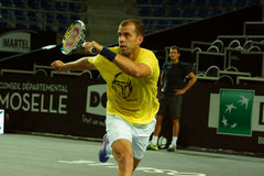 Gilles Muller (LUX) Stock Images