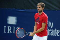 Gilles Simon (FRA) Fotos de Stock Royalty Free
