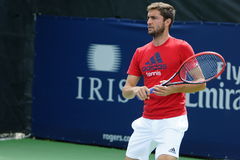 Gilles Simon (FRA) Royalty Free Stock Photography