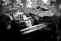 Gilles Villeneuves Ferrari T5 stockbild
