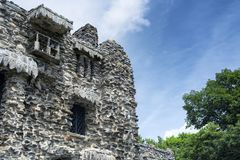 Gillette Castle State Park East Haddam Connecticut royalty free stock photo