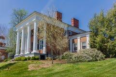 Gilliam erkännandehus på Washington och Lee University fotografering för bildbyråer