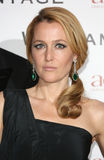 Gillian Anderson Photographie stock