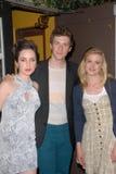 Gillian Jacobs, Ζωή Lister, Ζωή Lister-Jones, Daryl Wein Στοκ Εικόνα