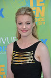 Gillian Jacobs Royaltyfri Bild
