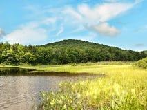 Gilman湖 免版税库存图片
