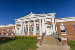 Gilmer Hall at UVA Royalty Free Stock Image