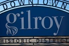 Gilroy Stock Image