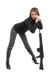 Gils с пушками Стоковая Фотография RF