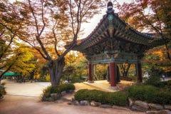 Gilsangsa tempel Arkivfoton