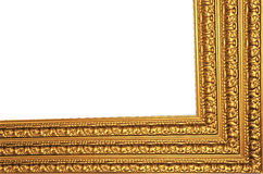 Gilt detail Stock Image