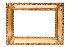 Gilt Frame Royalty Free Stock Photo