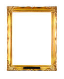 Gilt Picture Frame Stock Image