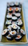 gimbap寿司 免版税库存图片