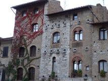 圣gimigano 免版税图库摄影