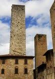 gimignano Италия san Тоскана Стоковая Фотография RF