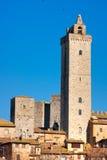 Gimignano de San. fotos de archivo