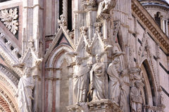 gimignanosan torn Royaltyfria Bilder