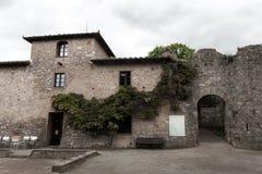 Gimignano Royalty Free Stock Photos