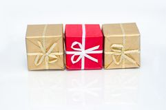 Gimme gifts Royalty Free Stock Photography