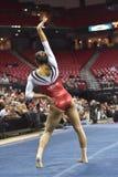 2015 gimnasia del NCAA - Maryland Foto de archivo libre de regalías
