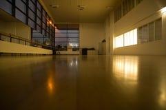 Gimnasia vacía Foto de archivo libre de regalías