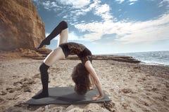 gimnasta Fotografía de archivo
