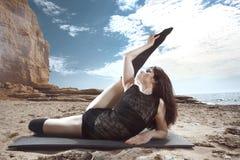 gimnasta Imagenes de archivo