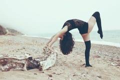 gimnasta Fotos de archivo libres de regalías