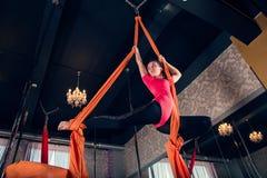 gimnasta Imágenes de archivo libres de regalías