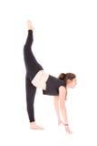 gimnasta Foto de archivo libre de regalías