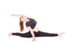 gimnasta Fotografía de archivo libre de regalías