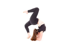 gimnasta Foto de archivo