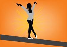 Gimnastics 2 Stock Images