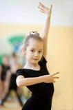 gimnastyczek potomstwa Zdjęcie Stock