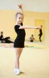 gimnastyczek potomstwa Zdjęcie Royalty Free