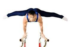Gimnastyczka obrazy royalty free