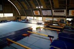 Gimnastyczna sala Zdjęcia Stock