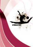 gimnastyczny Obraz Stock