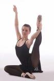gimnastyka Zdjęcie Stock
